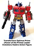 Review: Transformers Optimus Prime (Power of the Primes Leader Evolution) Hasbro Action Figure