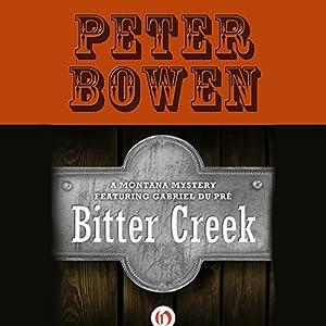 Bitter Creek Audiobook