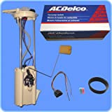 2001 2500 gmc sierra fuel pump - ACDelco Mexico Fuel Pump Module Assembly for 2002-2003 GMC Sierra Denali V8-6.0L E3500M