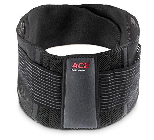 Adjustable Back Brace - 8