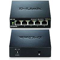 5-Port Gigabit Ethernet Desktop