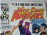 West Coast Avengers #1: Avengers Assemble! (Marvel Comics)