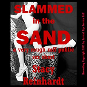 Slammed in the Sand Audiobook