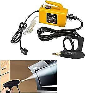 Sistema de Limpieza con Limpiador de Vapor, máquina de Vapor de Vapor a Alta presión Lo Mejor para Limpiador de Vapor doméstico Industrial: Amazon.es: Hogar