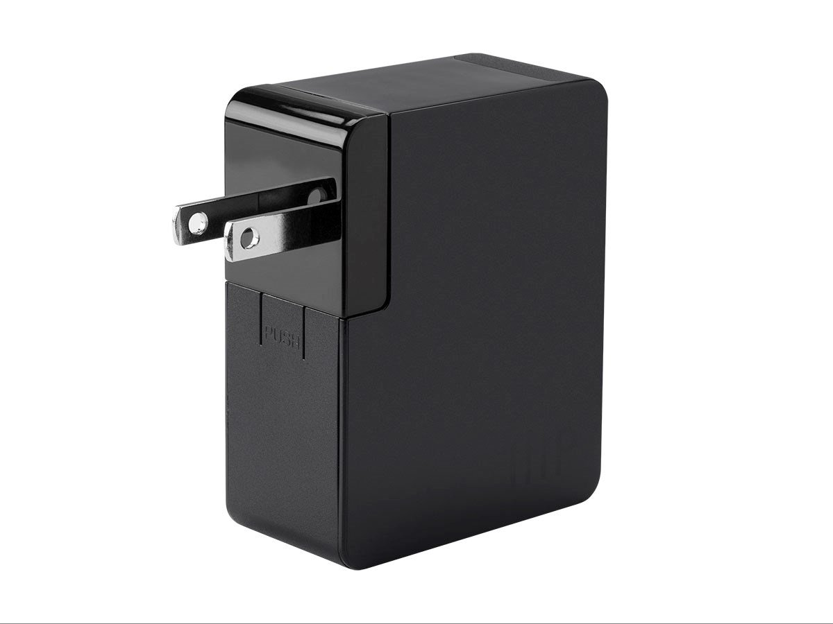 Monoprice Obsidian Series 2 Port 4.8A USB Charger International
