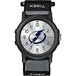 Timex Youth TWZHLIGYA Recruit Tampa Bay Lightning NHL Tribute Collection Watch