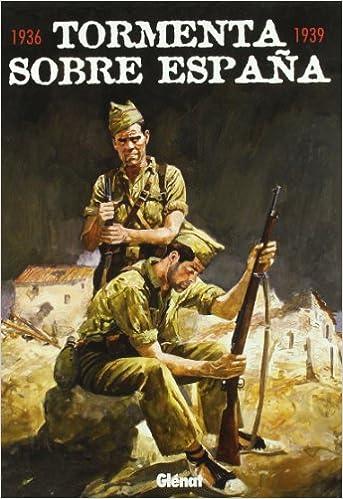 Tormenta sobre España 1936-1939 1 (Delicatessen): Amazon.es: Mora ...