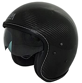 Casco Moto LEM - Sport Carbon - NEGRO (EXTRA LIGERO) (L)