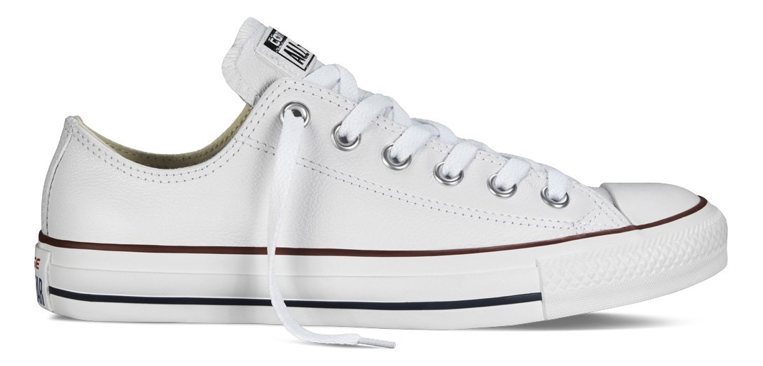 Converse Unisex-Erwachsene Ct OX White Sneaker  38 EU|Wei? (Blanc)