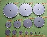 304 Stainless Steel Dispersing Machine Blade