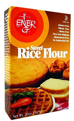 Ener-g Foods Gluten Free Ener-G Flourr Sweet Rice by ENER-G FOODS