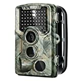 ENKEEO PH760 Trail Game Camera 16MP 1080P HD Hunting Camera 47pcs 850nm IR Night Vision IP56 Water Resistant with 0.2s Trigger Time 2.4'' LCD Screen