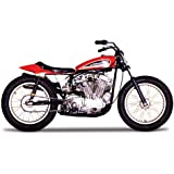 Maisto Harley-Davidson 1972 XR750 Racing Bike 1:18 Scale Diecast Model Motorbike