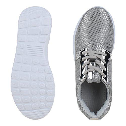 Japado - Zapatillas Hombre plata