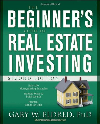 Amazon.com - Beginner's Guide to Real Estate Investing - Books