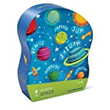 Crocodile Creek Solar System 72Pc Junior Puzzle