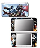 Avengers 2 Movie Iron Man Thor Captain America Hulk 3 Age of Ultron Thanos Video Game Vinyl Decal Skin Sticker Cover for Original Nintendo 3DS XL System