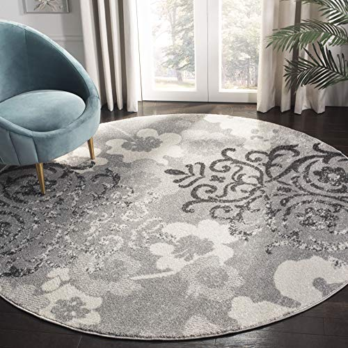 round area rugs 6 feet - 7