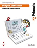 img - for Supercompetents en... Lengua castellana. 2 Primaria, 3 Trimestre. Constru m. Cuaderno book / textbook / text book