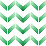 """Chevron Wall Stencil - (size 10.5""""w x 10.5""""h) Reusable Wall Stencils for Painting - Best Quality Allover Wallpaper ideas - Use on Walls, Floors, Fabrics, Glass, Wood, Terracotta, and More……"""