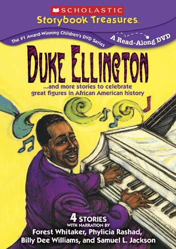 d more stories to celebrate great figures in African American history (Scholastic Storybook Treasures) (Treasure Figure Collection)