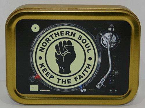 Northern Soul Keep the Faith DJ DECKS TOCADISCOS Fist ...