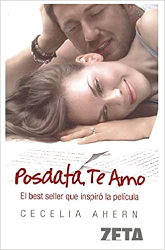 Posdata Te Amo Cecelia Ahern Borja Folch 9788496581135