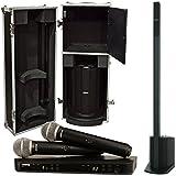 Best Bose Line Array Speakers - Bose L1 Compact w/ Case & Shure BLX Review