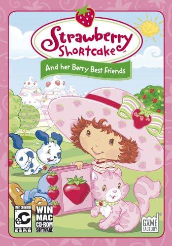 Strawberry Shortcake: Her Best Berry Friends - PC