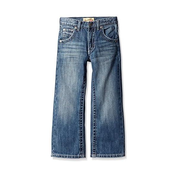 Wrangler Boys' Little Boys' 20X Vintage Boot Cut Jeans