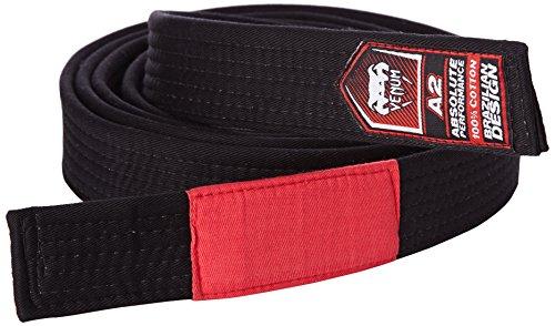Venum BJJ Belt, Black, A2 ()