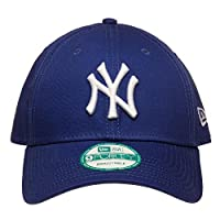 New Era - Casquette Homme Noir New York MLB