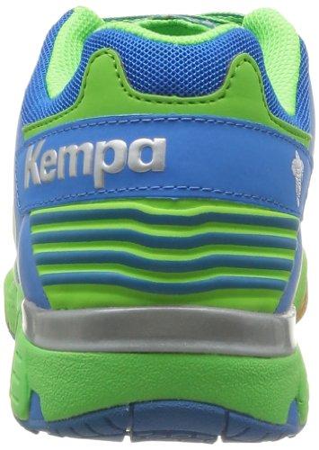 Kempa Kudos 200845901 - Zapatillas de balonmano unisex Azul