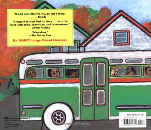 If A Bus Could Talk: The Story of Rosa Parks: Faith Ringgold ...