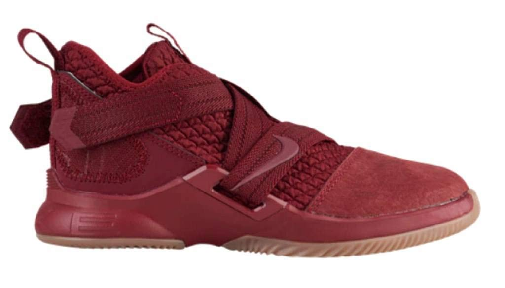 best loved 1509a 6b4f4 NIKE Lebron Soldier XII SFG (PS) Boys Fashion-Sneakers AO2912-600_13.5C -  Team RED/Team RED-Gum Light Brown