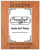 Best ThisWear Grandma Frames - ThisWear Grandma Memorial Frame Grandma I Was Once Review