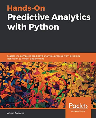 Hands-On Predictive Analytics with Python Front Cover