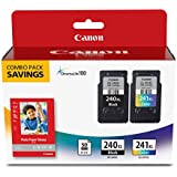 Canon Office Products PG-240XL/CL-241XL with Canon GP601 Glossy Photo Paper