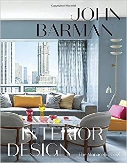 Buy John Barman Interior Design Book Online At Low Prices In India