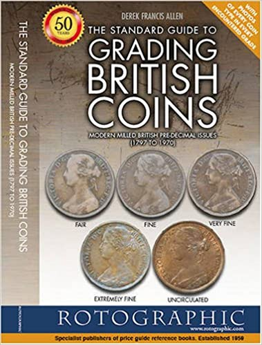 Book The Standard Guide to Grading British Coins: Pre-decimal Issues (1797 to 1970)