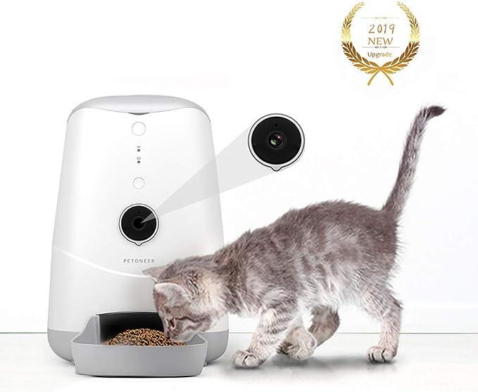 Decdeal 3.7L Alimentador Automático Inteligente para Mascotas con ...