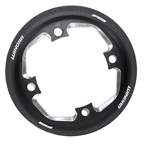 FSA paracorona Winora para coronas 38dientes allumio negro (Protecciones cadena)/Chain Guard Winora for 38T Chainring Aluminum Black (Chain Guards)