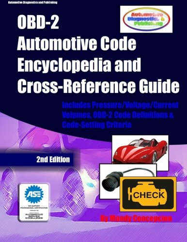OBD 2 Automotive Encyclopedia Cross Reference Guide