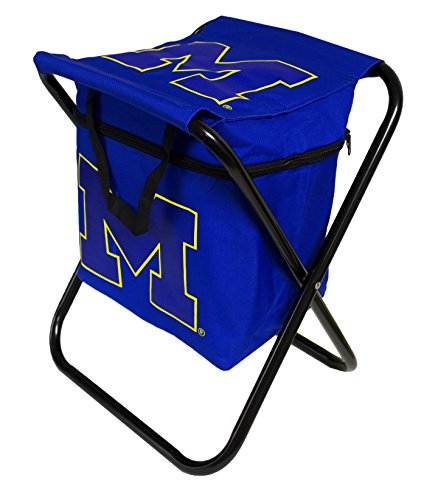 NCAA Michigan Wolverines Quad Chair Cooler