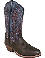 Smoky Mountain Womens Fusion #1 Western Boot Round Toe - 6684