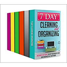 Cleaning and Organizing: A Collection Of Household Cleaning Guides And Manuals
