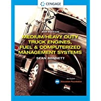 Medium/Heavy Duty Truck Engines, Fuel & Computerized Management Systems (MindTap Course List)