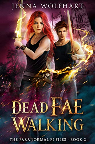 Pdf Mystery Dead Fae Walking (The Paranormal PI Files Book 2)