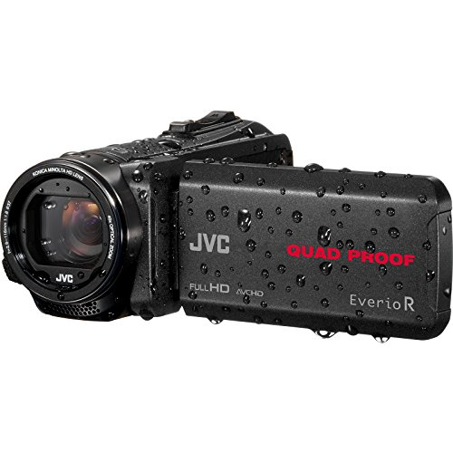 JVC Everio GZ-R440 HD Digital Video Camera Camcorder (Black)