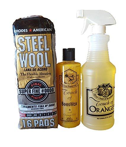 Preserver 16 Steel Hardwood Cabinets